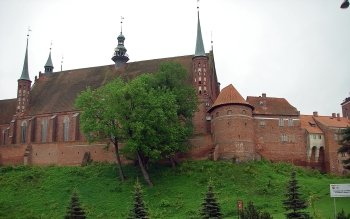 Religious - Frombork Cathedral Wallpapers and Backgrounds ID : 497600