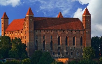 Man Made - Gniew Castle Wallpapers and Backgrounds ID : 497608