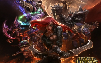 Videogioco - League Of Legends Wallpapers and Backgrounds ID : 497624