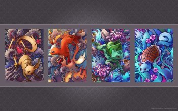 Video Game - Pokemon Wallpapers and Backgrounds ID : 497782