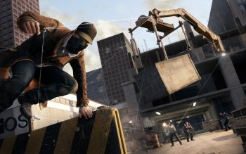 Video Game - Watch Dogs Wallpapers and Backgrounds ID : 497892