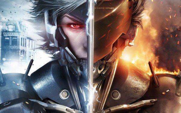 Video Game Metal Gear Rising: Revengeance Metal Gear Solid HD Wallpaper   Background Image