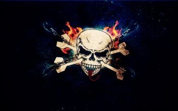 Dark - Skull Wallpapers and Backgrounds ID : 498529