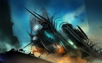 Sci Fi - Artistic Wallpapers and Backgrounds ID : 498545