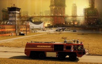 Vehicles - Ziegler Fire Truck  Wallpapers and Backgrounds ID : 498563