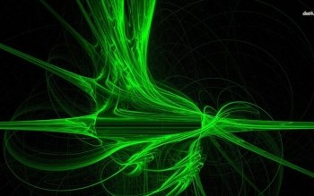 Abstract - Green Wallpapers and Backgrounds ID : 498972