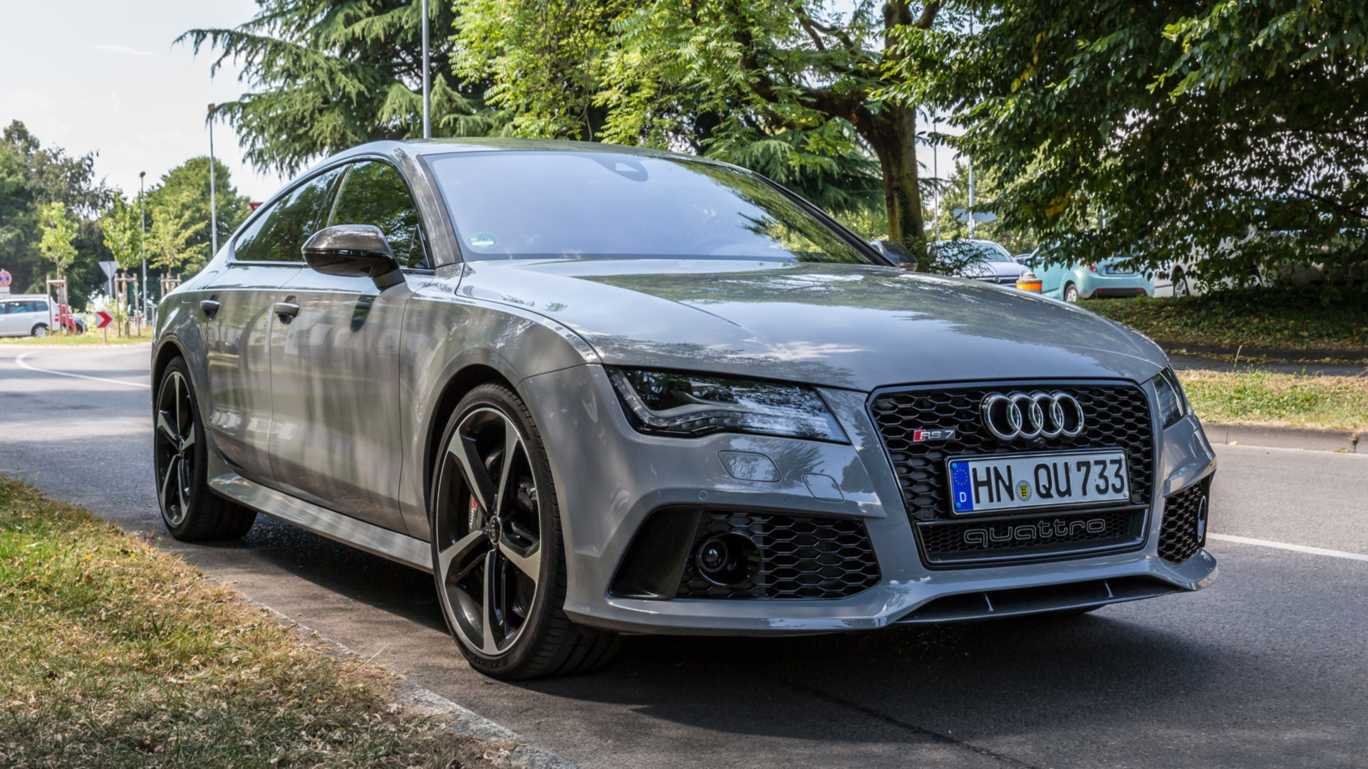 Audi RS7 Full HD Wallpaper and Background Image ...