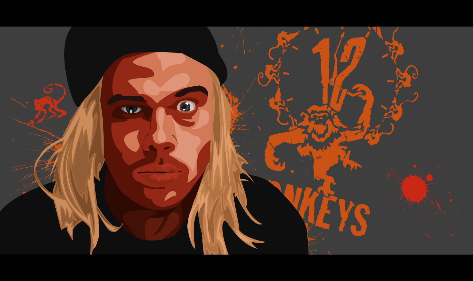 12 monkeys Wallpaper and Background | 1539x915 | ID:499130