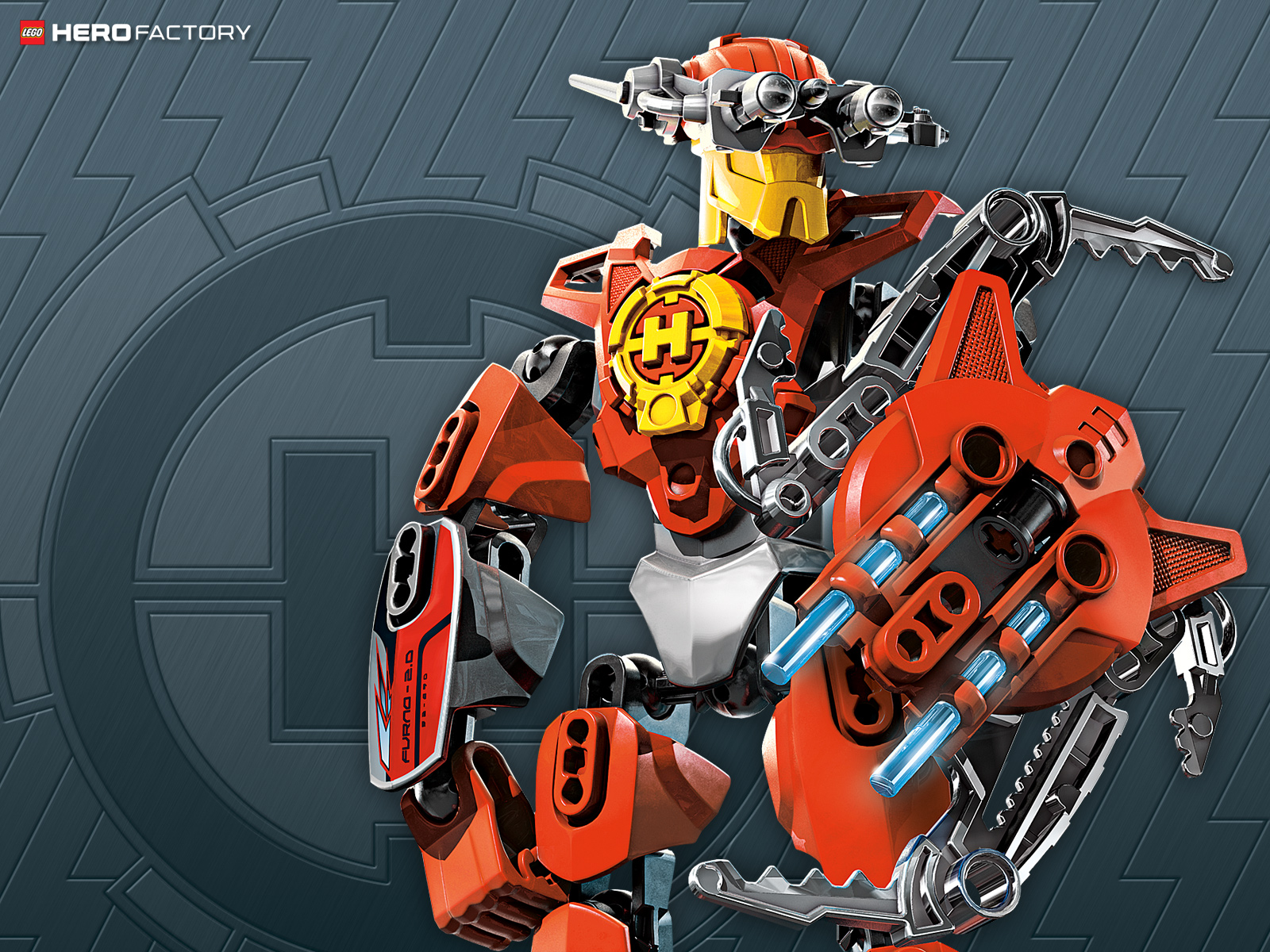 Lego herofactory tapeta and t o 1600x1200 id 499496 - Herofactory lego com gratuit ...
