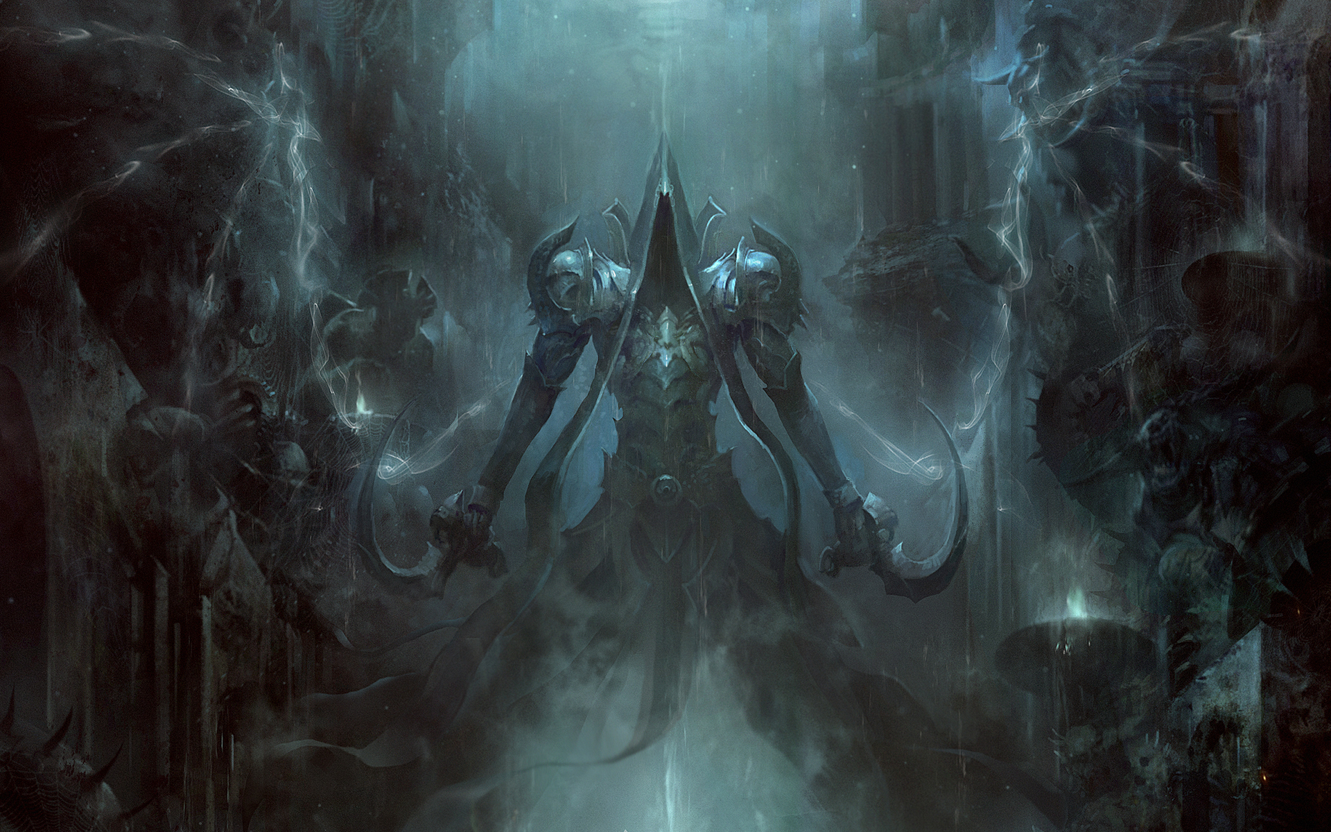 Diablo 3 Wallpaper 1920x1080: Among The Dead Full HD Wallpaper And Background Image