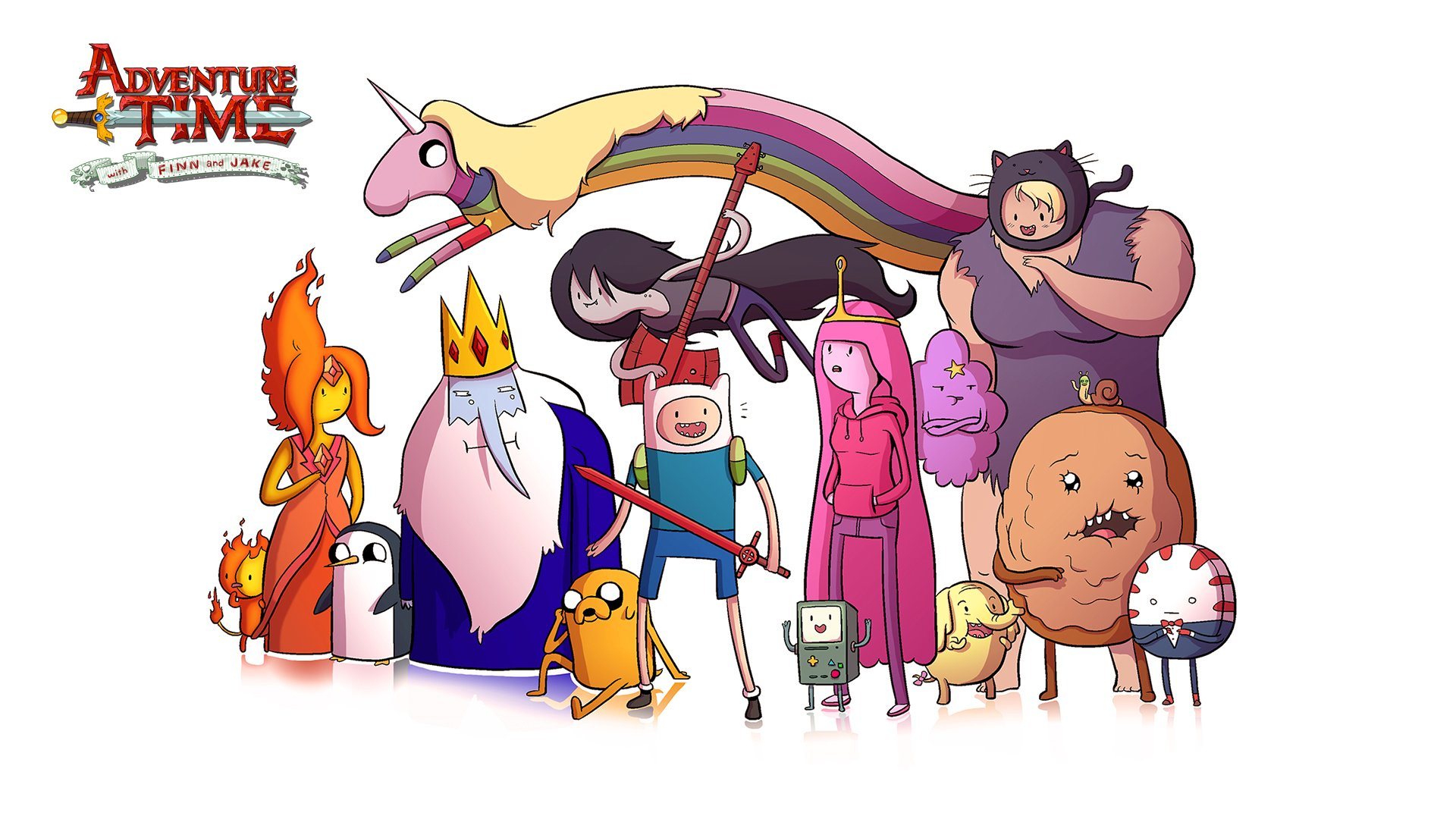 342 Adventure Time HD Wallpapers