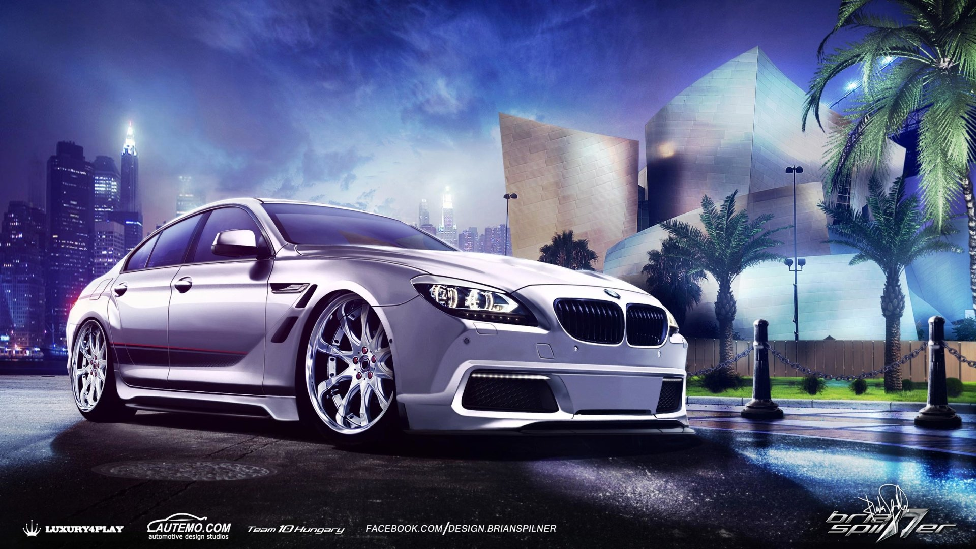 Vehicles - BMW  Wallpaper