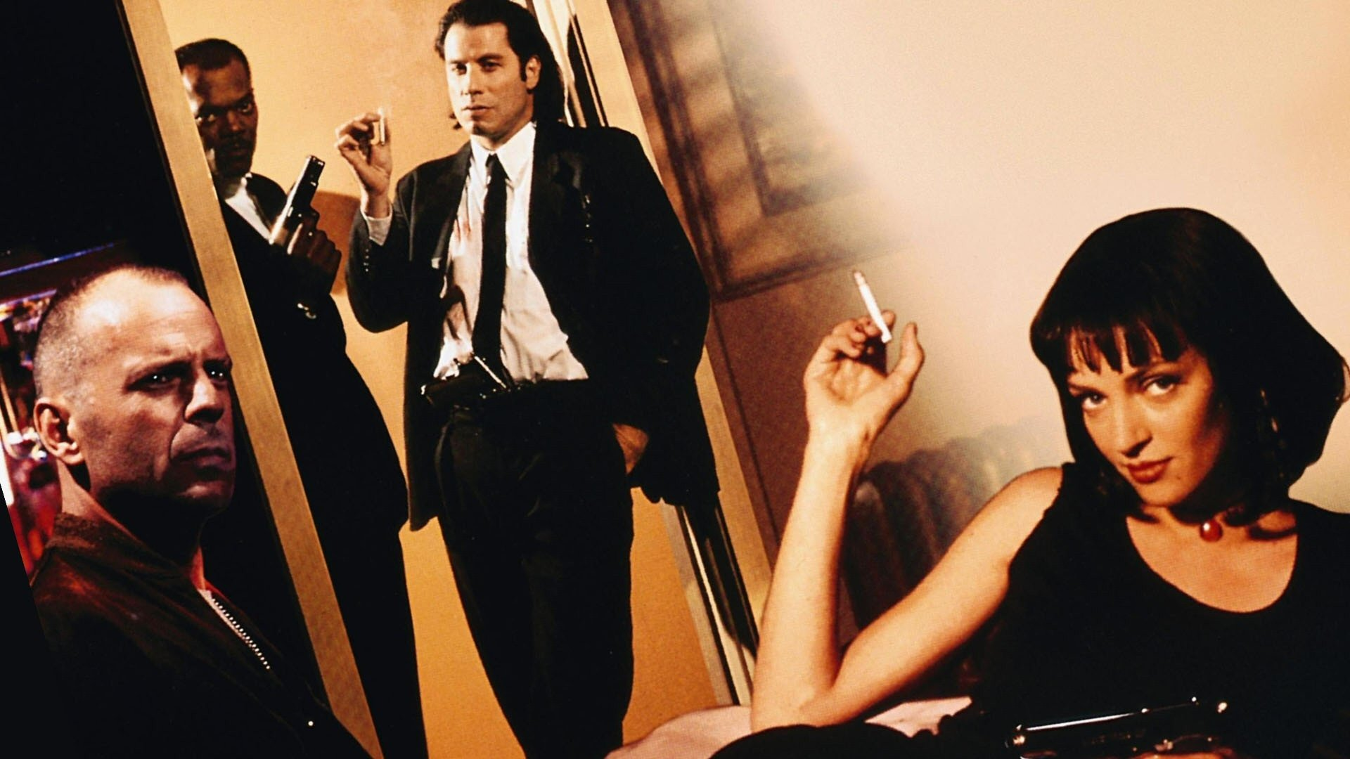 Pulp Fiction Wallpapers ID499674