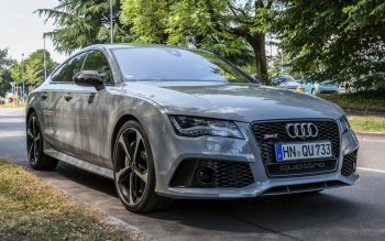 Vehículos - 2014 Audi RS7 Wallpapers and Backgrounds ID : 499011