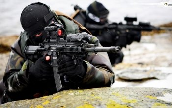 Military - Sniper Wallpapers and Backgrounds ID : 499548