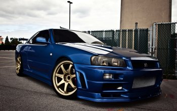 Vehicles - Nissan Skyline Wallpapers and Backgrounds ID : 499846
