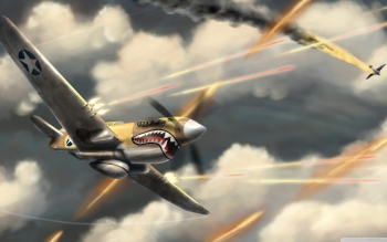 Военные  - Air Battle Wallpapers and Backgrounds ID : 499896