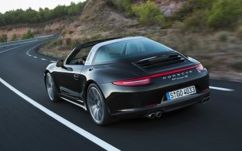 Vehicles - 2015 Porsche 911 Targa Wallpapers and Backgrounds ID : 500348