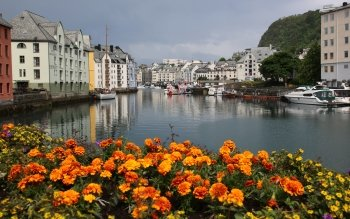Man Made - Alesund Wallpapers and Backgrounds ID : 500699