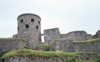 Man Made - Bohus Fortress Wallpapers and Backgrounds ID : 500760