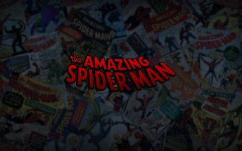 Comics - The Amazing Spider-man Wallpapers and Backgrounds ID : 500820