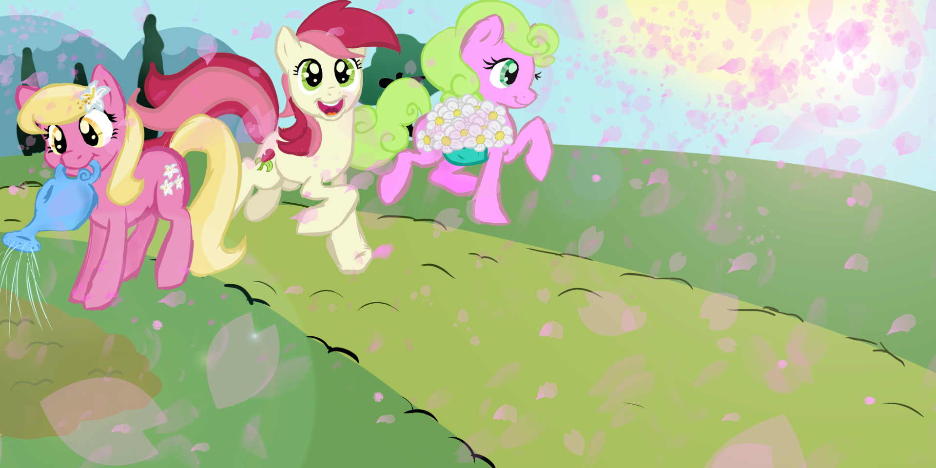 My Little Pony Friendship Is Magic Full Hd Wallpaper And