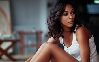Celebrity - Zoe Saldana Wallpapers and Backgrounds ID : 501313