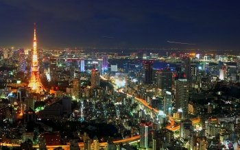 Man Made - Tokyo Wallpapers and Backgrounds ID : 501447