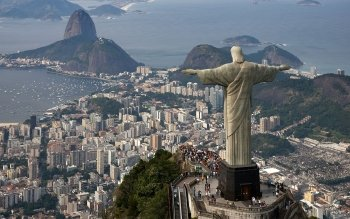 Man Made - Rio De Janeiro Wallpapers and Backgrounds ID : 501463
