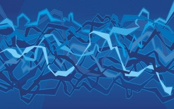 Abstract - Blue Wallpapers and Backgrounds ID : 502192