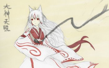Video Game - Okami Wallpapers and Backgrounds ID : 503645