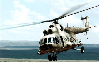 Militar - Mil Mi-8 Wallpapers and Backgrounds ID : 503657