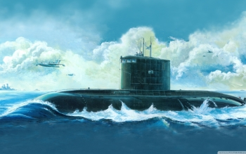 Military - Submarine Wallpapers and Backgrounds ID : 503833