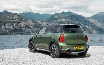 Vehicles - 2015 Mini Countryman Wallpapers and Backgrounds ID : 504078