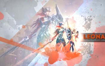 Gry Wideo - League Of Legends Wallpapers and Backgrounds ID : 504219