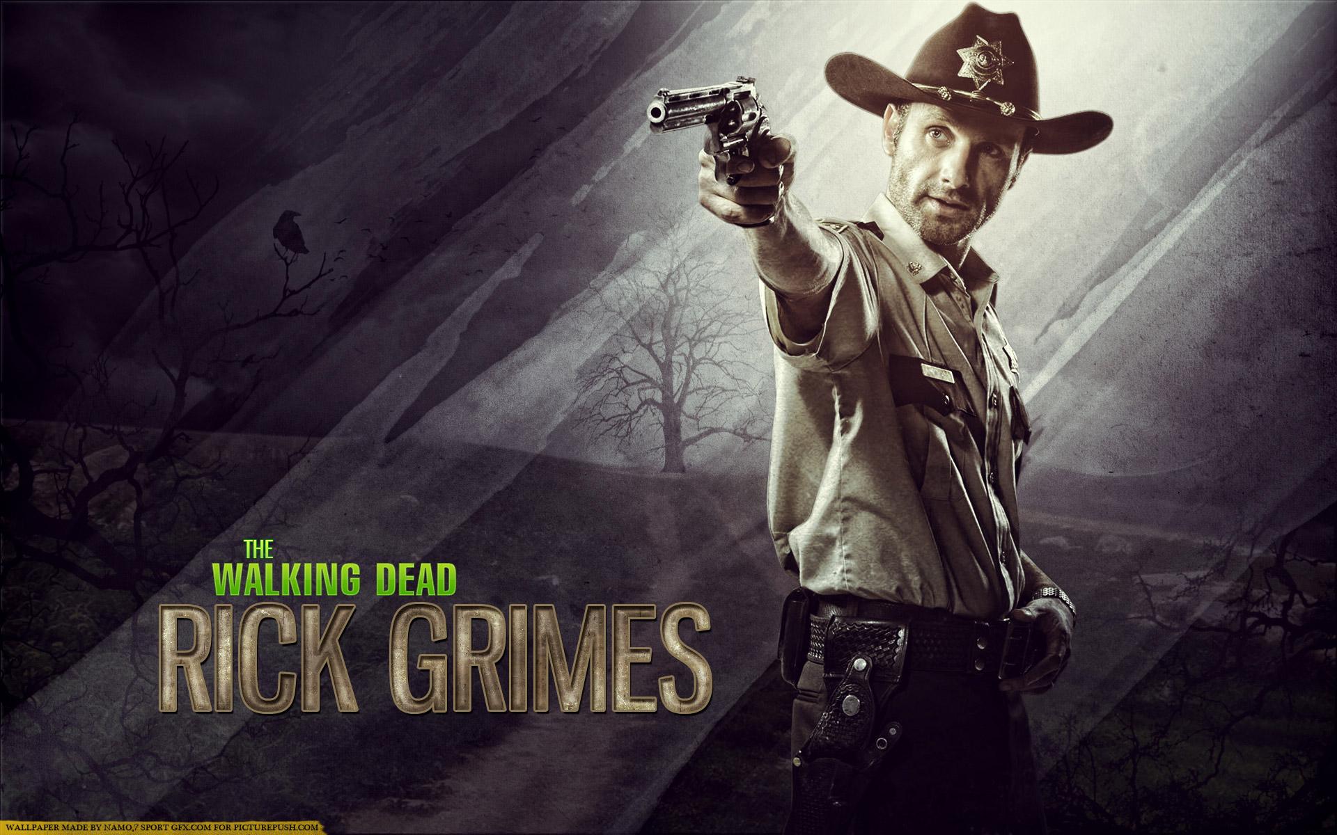 The Walking Dead Hd Wallpaper Background Image 1920x1200 Id