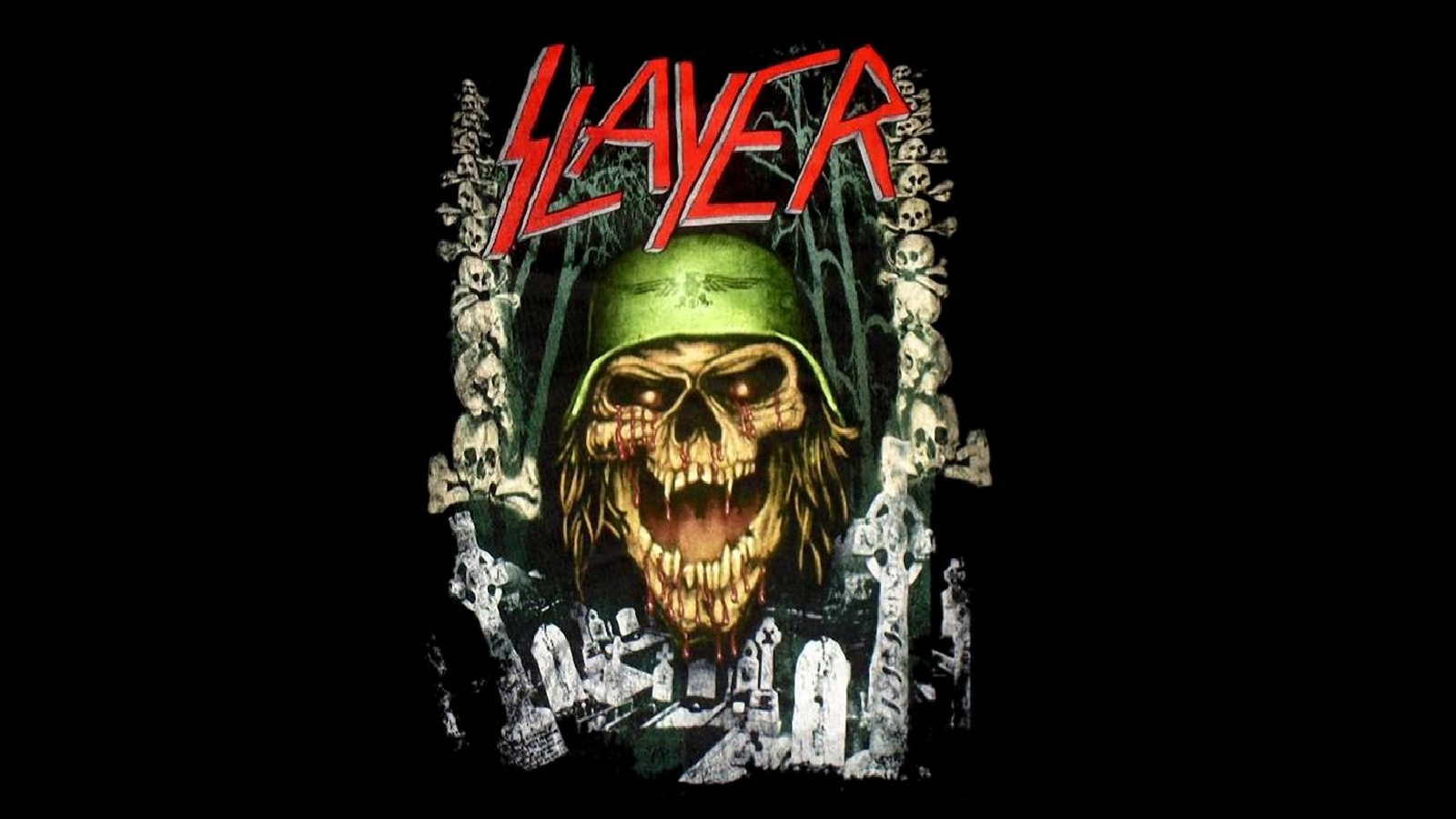 Slayer Wallpaper and Background | 1600x900 | ID:505983