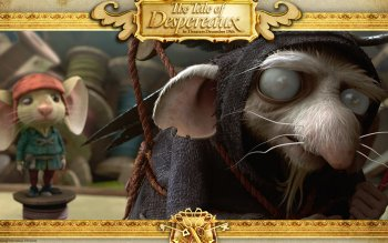 Movie - The Tale Of Despereaux Wallpapers and Backgrounds ID : 506132