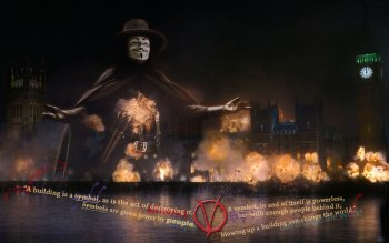 Movie - V For Vendetta Wallpapers and Backgrounds ID : 506377