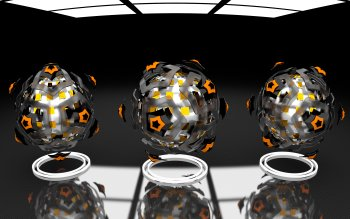 CGI - Sphere Wallpapers and Backgrounds ID : 506425