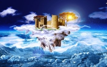 Fantasy - Castle Wallpapers and Backgrounds ID : 506873
