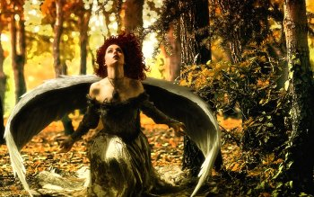 Fantasy - Angel Wallpapers and Backgrounds ID : 506922