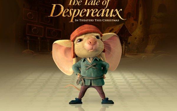 Movie The Tale Of Despereaux HD Wallpaper   Background Image