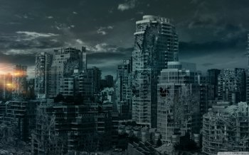 Sci Fi - Post Apocalyptic Wallpapers and Backgrounds ID : 507275
