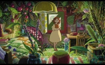 Anime - The Secret World Of Arrietty Wallpapers and Backgrounds ID : 507463