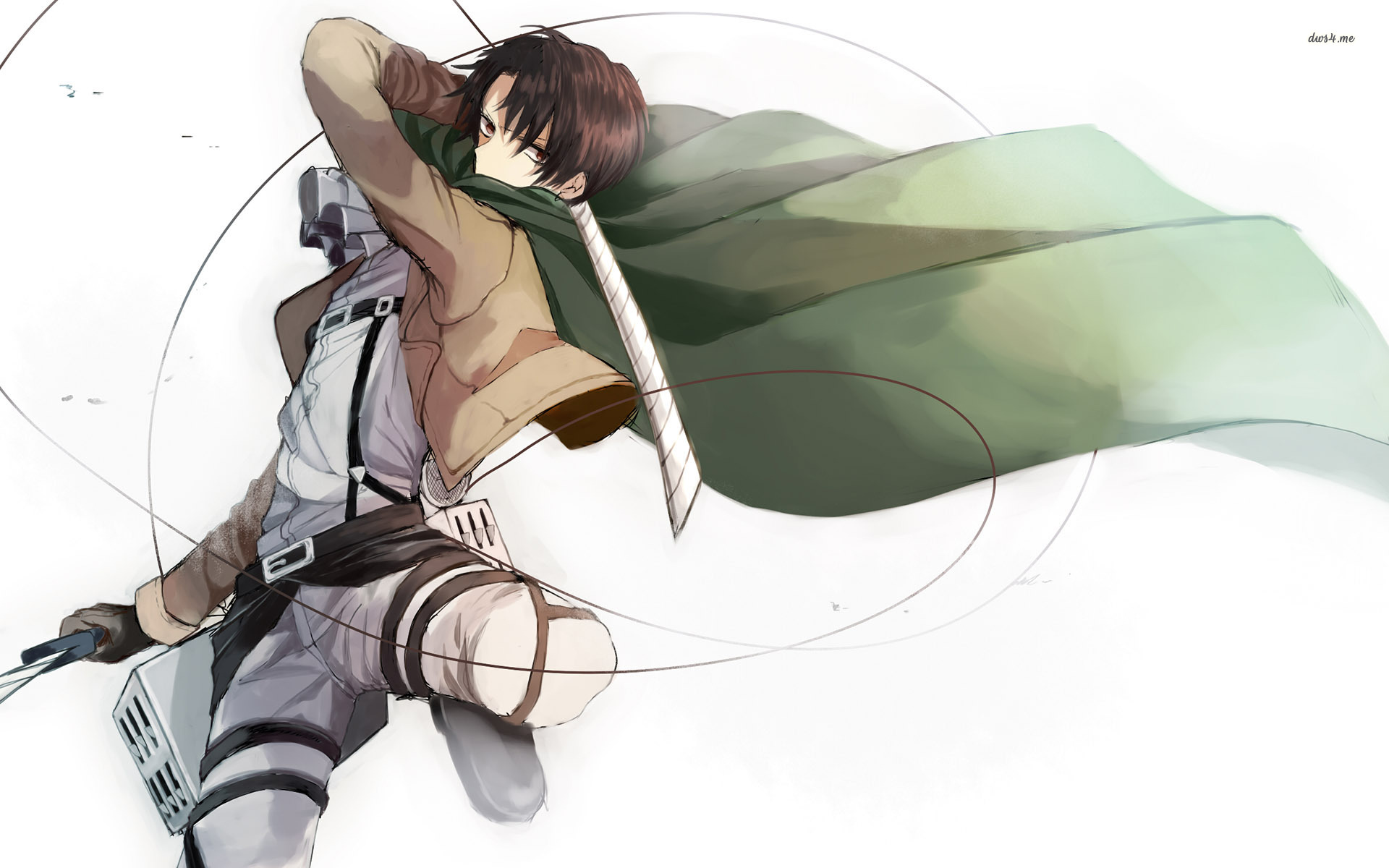 Attack On Titan Hd Wallpaper Background Image 1920x1200 Id 508245 Wallpaper Abyss