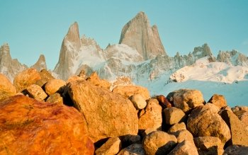 Erde - Mount Fitzroy Wallpapers and Backgrounds ID : 508310