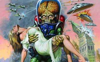 18 Mars Attacks Hd Wallpapers Background Images