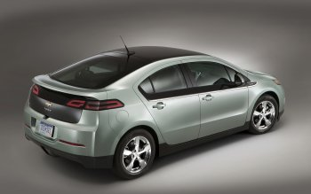 Транспортные Средства - Chevrolet Volt Wallpapers and Backgrounds ID : 508618