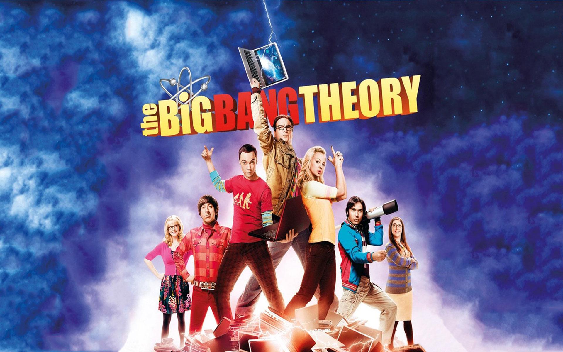 Tv Program The Big Bang Theory Leonard Hofstadter Johnny